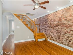 Tiny photo for 326 BOULDIN ST S, BALTIMORE, MD 21224 (MLS # BA10056049)