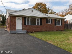 Photo of 3309 RANDALL RD, SUITLAND, MD 20746 (MLS # PG10099054)