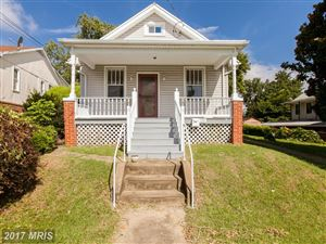 Photo of 125 JEFFERSON ST, FREDERICK, MD 21701 (MLS # FR10036056)