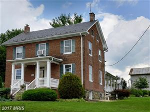 Photo of 414 HIGH ST, NEW WINDSOR, MD 21776 (MLS # CR10025066)