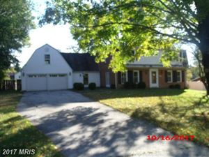 Photo of 2432 WHITE HORSE LN, SILVER SPRING, MD 20906 (MLS # MC10083066)