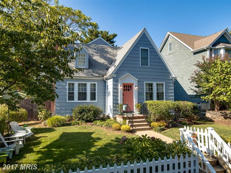 Photo for 830 CHESTER AVE, ANNAPOLIS, MD 21403 (MLS # AA10078067)
