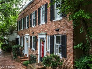 Photo of 1608 34TH ST NW, WASHINGTON, DC 20007 (MLS # DC10004073)