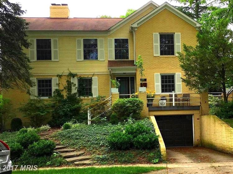 Photo for 4116 BLACKTHORN ST, CHEVY CHASE, MD 20815 (MLS # MC9964089)
