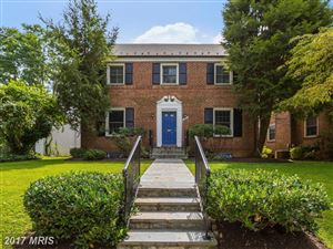 Photo of 1610 MYRTLE ST NW, WASHINGTON, DC 20012 (MLS # DC10055090)