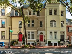 Photo of 3002 Q ST NW, WASHINGTON, DC 20007 (MLS # DC10024097)