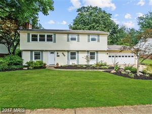 Photo of 9527 OLD CREEK DR, FAIRFAX, VA 22032 (MLS # FX10005100)