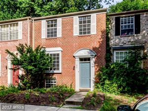 Photo of 11858 NEW COUNTRY LN, COLUMBIA, MD 21044 (MLS # HW9986103)