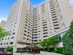 Photo of 4601 PARK AVE N #1703-C, CHEVY CHASE, MD 20815 (MLS # MC10103105)