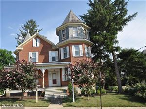 Photo of 301 CHURCH ST, NEW WINDSOR, MD 21776 (MLS # CR9995106)
