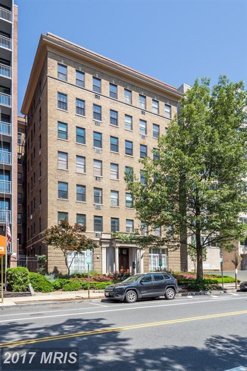 Photo for 1316 NEW HAMPSHIRE AVE NW #305, WASHINGTON, DC 20036 (MLS # DC9980108)