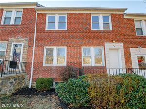 Photo of 24 BRIARWOOD RD, CATONSVILLE, MD 21228 (MLS # BC10046115)