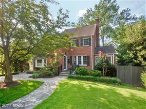 Photo of 2706 BLAINE DR, CHEVY CHASE, MD 20815 (MLS # MC10050115)