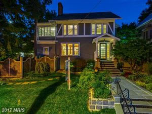 Photo of 3400 MACOMB ST NW, WASHINGTON, DC 20016 (MLS # DC9979116)
