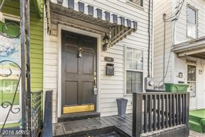 Photo of 418 BENTZ ST, FREDERICK, MD 21701 (MLS # FR9824117)