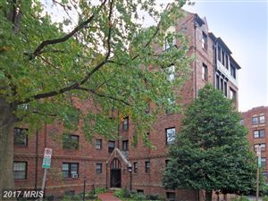 Photo of 3020 TILDEN ST NW #504, WASHINGTON, DC 20008 (MLS # DC10051119)