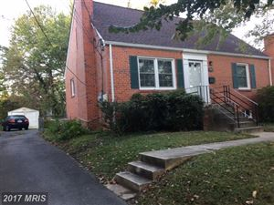 Photo of 9504 OLD GEORGETOWN RD, BETHESDA, MD 20814 (MLS # MC10084120)