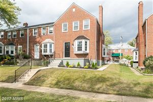 Photo of 1618 ABERDEEN RD, TOWSON, MD 21286 (MLS # BC10079121)