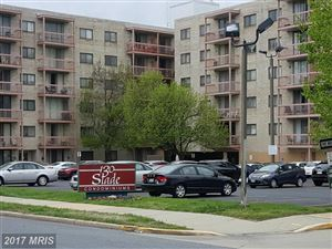 Photo of 130 SLADE AVE #608, PIKESVILLE, MD 21208 (MLS # BC9939125)