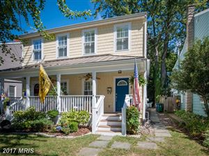 Photo of 519 SECOND ST, ANNAPOLIS, MD 21403 (MLS # AA10066130)
