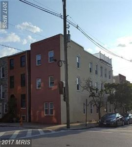 Photo of 1400 BATTERY AVE, BALTIMORE, MD 21230 (MLS # BA10060132)