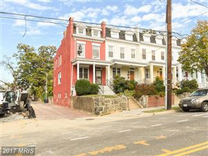 Photo of 729 UPSHUR ST NW, WASHINGTON, DC 20011 (MLS # DC10091135)