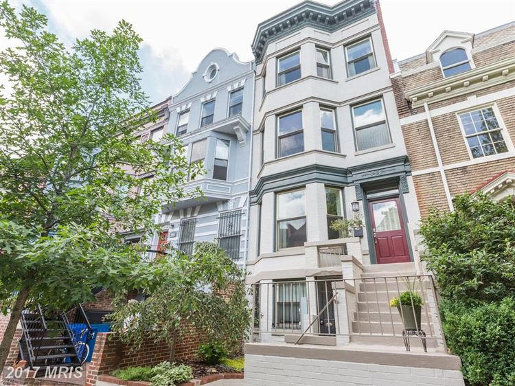 Photo for 1859 CALIFORNIA ST NW, WASHINGTON, DC 20009 (MLS # DC9981135)