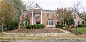 Photo of 9522 LEEMAY ST, VIENNA, VA 22182 (MLS # FX10020136)