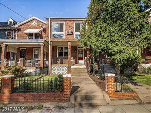 Photo of 421 HAMILTON ST NW, WASHINGTON, DC 20011 (MLS # DC10091137)