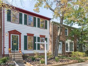 Photo of 5956 BERKSHIRE CT, ALEXANDRIA, VA 22303 (MLS # FX10107140)