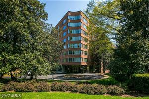 Photo of 4200 CATHEDRAL AVE NW #1114, WASHINGTON, DC 20016 (MLS # DC9923143)