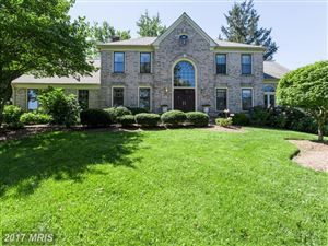 Photo of 9921 ROSEWOOD HILL CIR, VIENNA, VA 22182 (MLS # FX10025145)