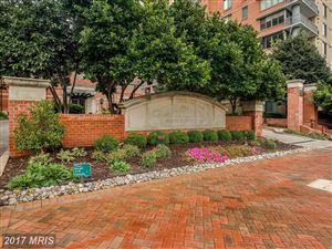 Photo of 11710 OLD GEORGETOWN RD #506, ROCKVILLE, MD 20852 (MLS # MC10086145)