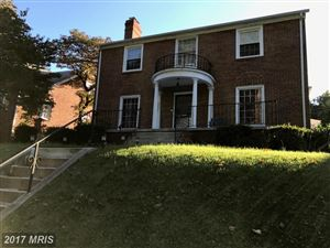 Photo of 2421 CHESTERFIELD AVE, BALTIMORE, MD 21213 (MLS # BA10068150)