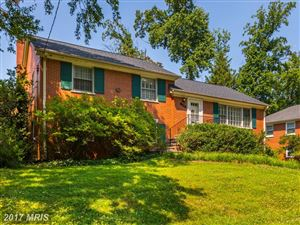 Photo of 7504 HOLIDAY TER, BETHESDA, MD 20817 (MLS # MC10005153)