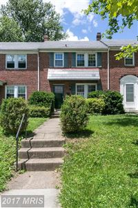 Photo of 12 MURDOCK RD, BALTIMORE, MD 21212 (MLS # BC9972155)