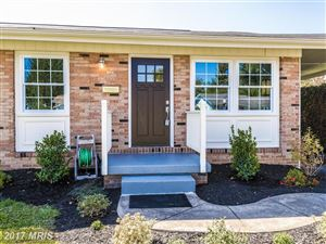 Photo of 1500 10TH ST W, FREDERICK, MD 21702 (MLS # FR10105161)