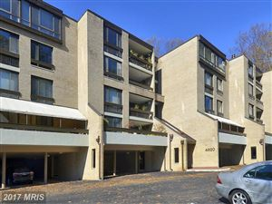 Photo of 4920 SENTINEL DR #3-405, BETHESDA, MD 20816 (MLS # MC10034161)