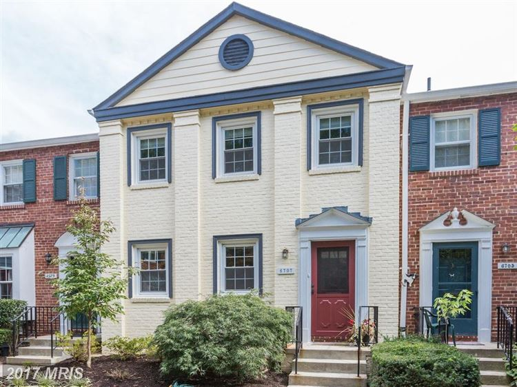 Photo for 6707 FAIRFAX RD #73, CHEVY CHASE, MD 20815 (MLS # MC10078162)