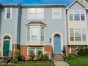 Photo of 7690 BLUEBERRY HILL LN, ELLICOTT CITY, MD 21043 (MLS # HW10034163)