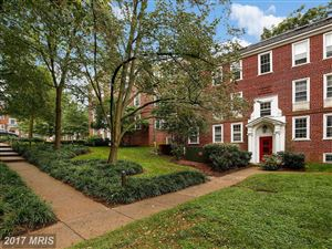 Photo of 3810 39TH ST NW #D124, WASHINGTON, DC 20016 (MLS # DC10057164)