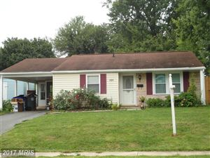 Photo of 424 CARROLLTON DR, FREDERICK, MD 21701 (MLS # FR10032165)