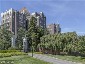 Photo of 4000 CATHEDRAL AVE NW #331-B, WASHINGTON, DC 20016 (MLS # DC9919166)