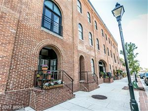 Photo of 960 FELL ST #948, BALTIMORE, MD 21231 (MLS # BA10060171)