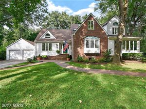 Photo of 1110 WESTMORELAND RD, ALEXANDRIA, VA 22308 (MLS # FX10050171)