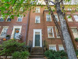 Photo of 3628 RESERVOIR RD NW, WASHINGTON, DC 20007 (MLS # DC10102172)