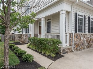 Photo of 4542 GOSSAMER WAY, FAIRFAX, VA 22033 (MLS # FX10006173)