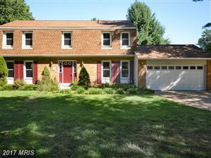 Photo of 1518 GINGERWOOD CT, VIENNA, VA 22182 (MLS # FX10028178)