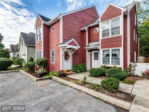 Photo of 14 CHERRY GROVE AVE S, ANNAPOLIS, MD 21401 (MLS # AA10083180)