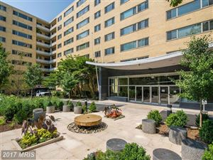Photo of 4600 CONNECTICUT AVE NW #412, WASHINGTON, DC 20008 (MLS # DC10103180)